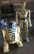 Star Wars Vintage 12 inch Kenner R2-D2 And C-3Po!!!