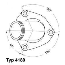 WAHLER Thermostat, coolant 4180.82D