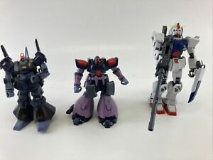 GUNDAM Built Lot Incomplete SEE PICTURES.