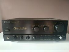Pioneer Reference Power Amplifier A-757 Amp HIFI Audio Very Good Condition