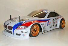 1/10 Onroad Rc Car Body Shell Bmw Z4 For Tamiya tt01 tt02 tt01e Hpi Rs4 Sprint2