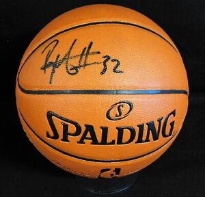 Blake Griffin Signed Spalding I/O Game Ball Series Basketball JSA Authenticated