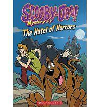 Scooby-Doo Mystery #1: Hotel of Horrors (Scooby-Doo Mysteries)-ExLibrary