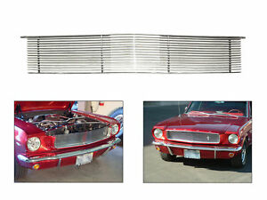 Mustang Billet Grille 1964 1965 1966 64 65 66 Shelby GT 289 Coupe Convertible V8