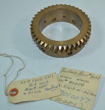 Bullard Dynatrol Worm Wheel Gear - Used Part# 402116
