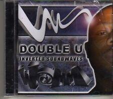 (CD466) Inverted Soundwaves, Double U - sealed DJ CD