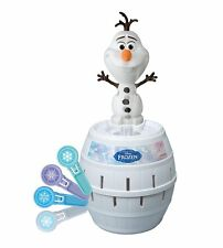New!! TOMY Frozen Pop-Up Olaf Game Disney Kids for 4 years+ FREE DELIVERY!!
