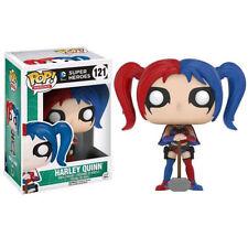 Figurines et statues jouets de héros de BD en emballage d'origine ouvert pour comics, super-héros avec batman