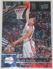 2009/10 Blake Griffin LA Clippers NBA Upper Deck Star Rookies Card #226 NM Cond