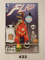 Flash #45 Monsters Variant VF/NM 1st Print DC Vol 6 Venditti New 52