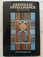 BOOK ARTIFICIAL INTELLIGENCE THE VERY IDEA JOHN HAUGELAND THE MIT 0262081539