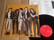TOMMY CONWELL AND THE YOUNG RUMBLERS - RUMBLE - LP - CBS - HOLLAND - PROMO