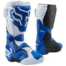 New 2018 FOX Racing MX Motocross 180 Boot Blue Men Size 8