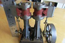 Live Steam - Twin Cylinder Marine Model Steam Engine Stuart Turner