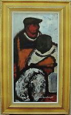 Anker Landberg 1916-1973, 3 Fischer, datiert 1964