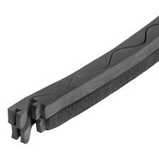Suntuf BLACK CORRUGATED FOAM INFILL 4Pcs Cut To Shape Of Roof Sheet,Vermin Proof