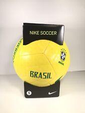 Nike Cbf Strike Official Match Ball Soccer Brazil Brasil Sc3922-749 Size 5