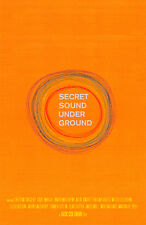 Secret Sound Underground Surf DVD NEW surfing Jack Coleman films