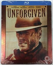 Unforgiven Steelbook - UK Exclusive Limited Edition Blu-Ray **Region B**