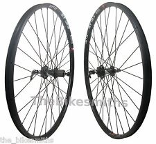"WTB ST TCS i23 29"" MTB Bike Black Tubeless Disc Wheel Set/ Sram X7 Hub 9 10Speed"