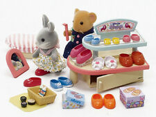 *NEW IN BOX* SYLVANIAN FAMILIES 4862 Village Shoe Shop - Figures NOT included