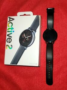 Samsung Galaxy Watch Active 2 SM-R825U 44mm LTE~SOME WARRANTY LEFT~FREE SHIPPING