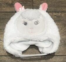 Baby Lamb Beanie Hat, Cute Newborn Boy Girl Warm Costume 12-18 Months