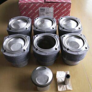 Porsche 911S Mahle Piston Cylinder Set, 2.2S, 2.4S, Original, Biral Cylinders
