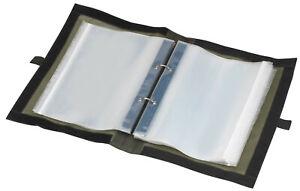 Spro Rig Wallet 55x36cm Vorfachtasche 10 Zipper Bags Meeressysteme Vorfächer 005