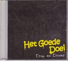 Het Goede Doel-Erop en Erover Promo cd single