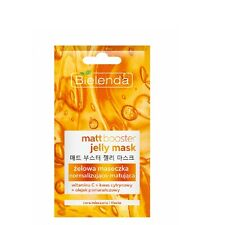 Bielenda Matt Booster Jelly Face Mask with Vitamin C Oily and Mixed Skin 8g