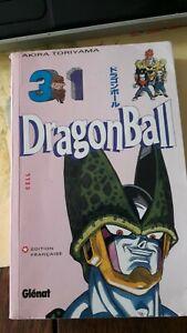 Dragon Ball Cell Tome 31 Akira Toriyama Edition Glénat