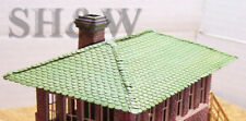Quarry Gulch Yard Tower Roofing Kit SS