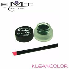 Kleancolor Smokin' Gel Eyeliner - Smokey Forest (Green) - Liquid - Brand New