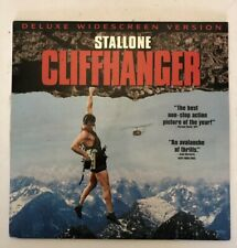 Cliffhanger Deluxe Widescreen Version LaserDisc (1993)