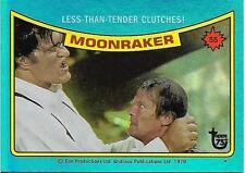 2013 Topps 75th Anniversary Foil #76 Moonraker > James Bond > Jaws > 1979
