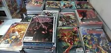 HUGE Avengers Comic Run / 369 High Grade Comic Books - Mostly Complete Runs !!!