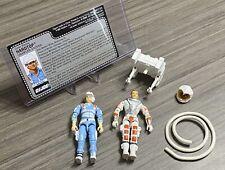 GI Joe ARAH 1987 Hardtop Payload Umbilical Cord Defiant Lot MINTY!!!