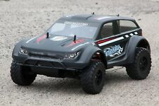 XTC Rc Monster Truck Camion Truggy Corps 1:10 Carrosserie Cover Karrosse X5