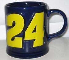 NEW! SCULPTED JEFF GORDON COFFEE MUG #24 Signature Cup
