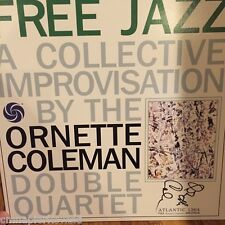 Ornette Coleman Signed Jazz Album WOW RARE