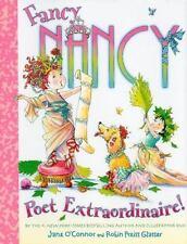 FANCY NANCY Poet Extraordinaire! (Brand New Paperback Version) Jane O'Connor