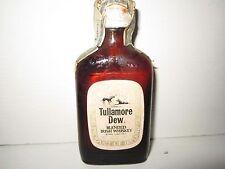 miniature mignon whisky TULLAMORE DEW