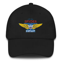Can-Am Spyder Logo Embroidered Hat