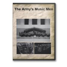 The Army's Music Men (U.S. Army Band) Big Picture Documentary DVD - A805
