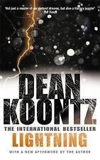 Lightning, Dean Koontz, Very Good condition, Book