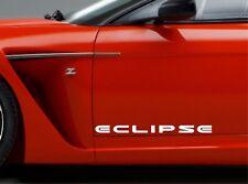 Adesivo Porta Si Adatta Mitsubishi Eclipse laterale Vinile Decalcomanie Premium Qualità RT49
