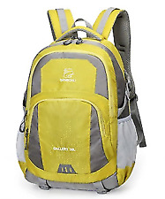Custom Backpack Large! Color: Yellow