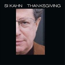 Thanksgiving * by Si Kahn (CD, Aug-2007, Strictly Music)