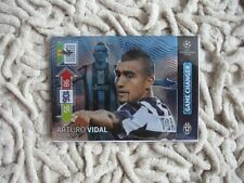 PANINI ADRENALYN XL CHAMPIONS LEAGUE 2012/13  GAME CHANGER  VIDAL  update